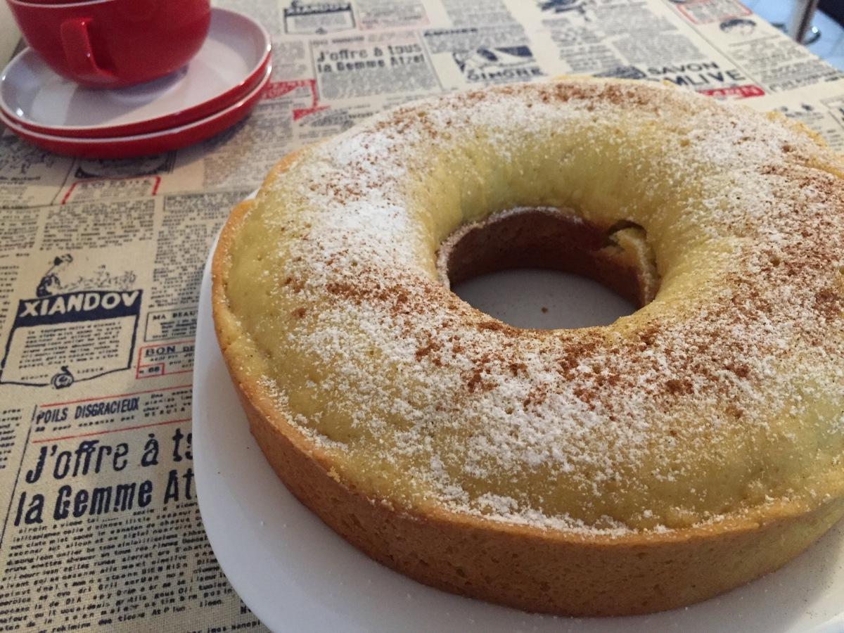 El pastel de nata de mi abuelita Rebeca