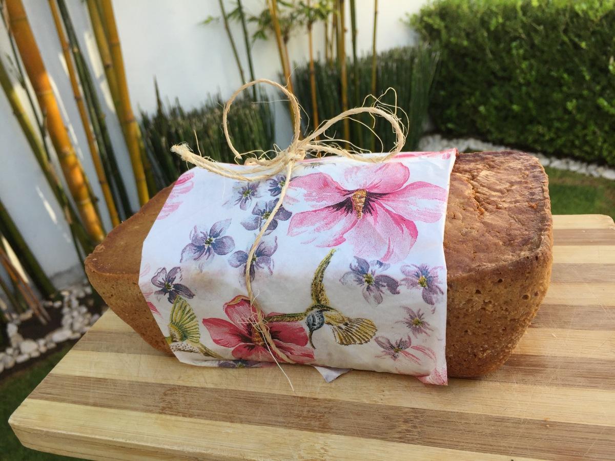Cake de nuez yzanahoria