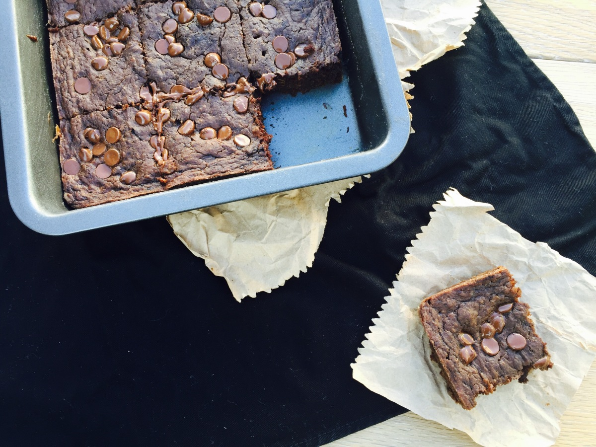 Brownie de camote (la receta perfecta)