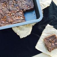 Brownie de camote (la receta perfecta)