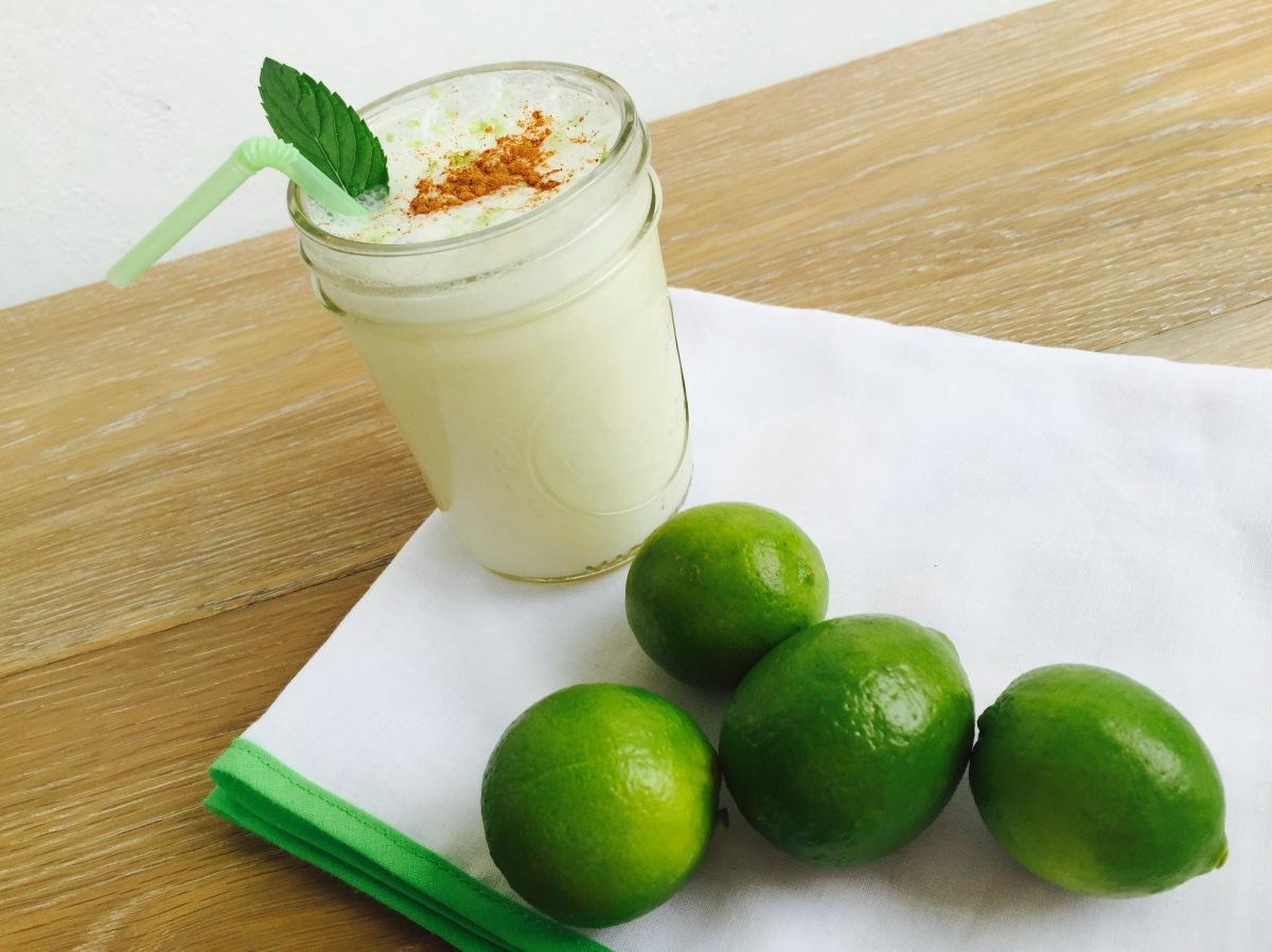 Lassi de limón