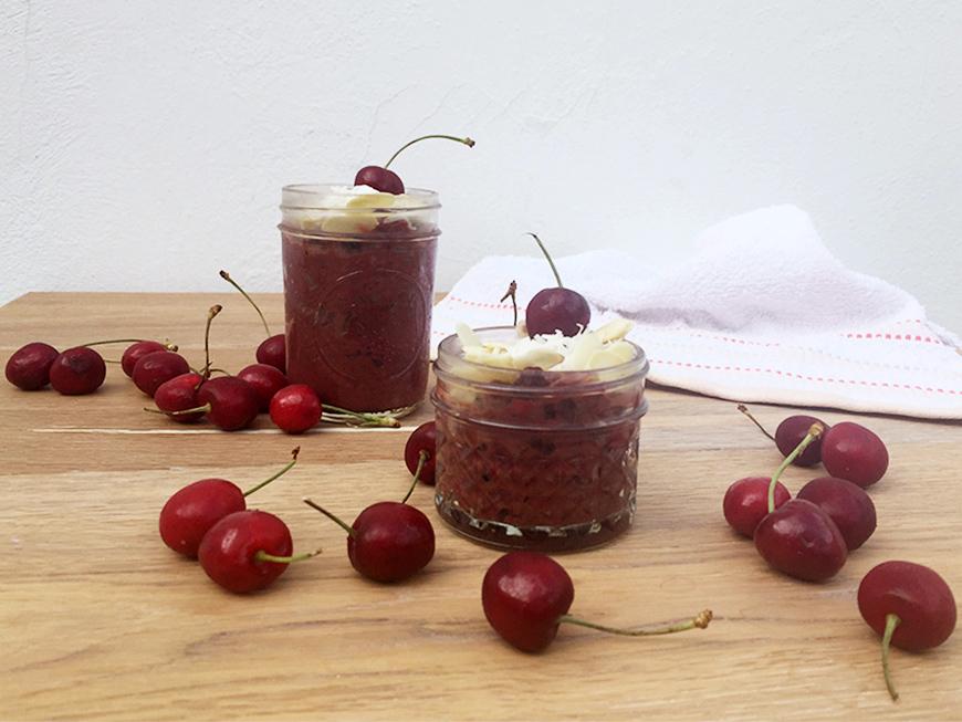Red velvet oats (red velvet sin horno, delicioso y muysano)