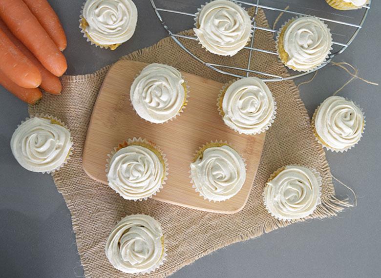 cupcakesdezanahoria