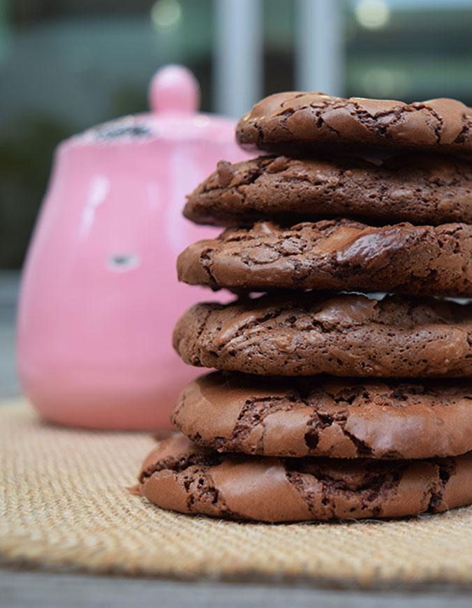 Gallebrownies (o como volverte adicta al chocolate en 2segundos)